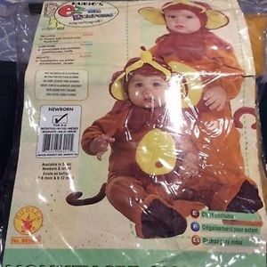 Other - Monkey See Monkey Do, 0-6 Months costume